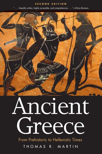 Cover of Ancient Greece: From Prehistoric to Hellenistic Times